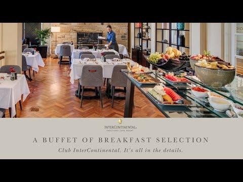 InterContinental Sanctuary Cove Resort   Club InterContinental Breakfast