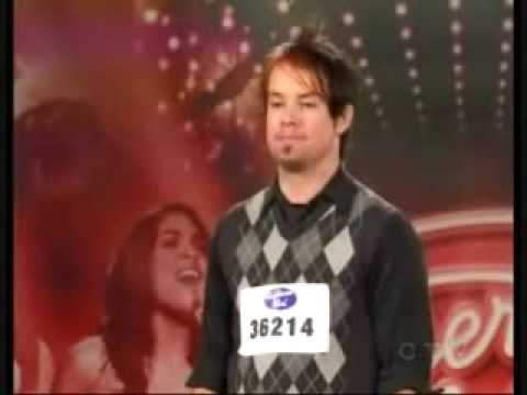 David Cook's Audition For American Idol