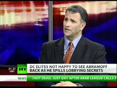 "Jack Abramoff: ""Shut the revolving door between public service and lobbying"""