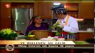 Gülenay ile Pasta Börek   Oktay Usta'nın İlk Yayını