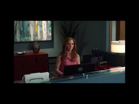 Download Suits - Harvey thanks Donna for 12 years