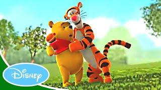 Мои друзья Тигруля и Виннни - Серия 02 | Мультфильм Disney про Винни-пуха
