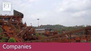 Goa's mining shutdown