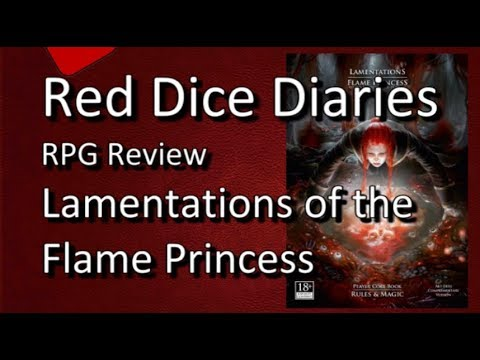 RPG Review - Lamentations of the Flame Princess