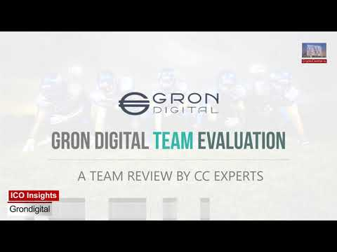ICO Insights: GRON Digital