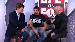 Barao talks missing UFC 177