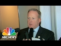 White House: We'll Provide Evidence Of Media 'Underreporting' Terrorist Attacks | NBC News
