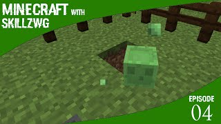 1.8 Slime Farm Slime Reducer - Minecraft with SkillzWG :: Episode 4