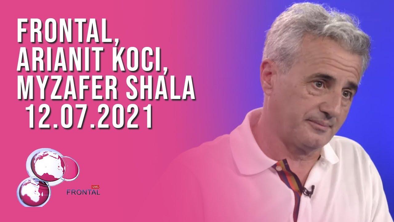 Download FRONTAL, Arianit Koci, Myzafer Shala - 12.07.2021