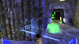 Star Wars Jedi Academy прохождение на Jedi Master [часть 12]