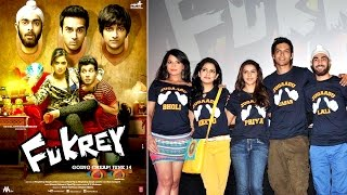 Fukrey Cast Reveals Their Jugaad