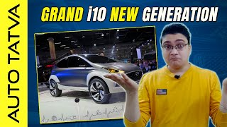 Hyundai Grand i10 2019   What to expect ?   Hindi   Auto Tatva