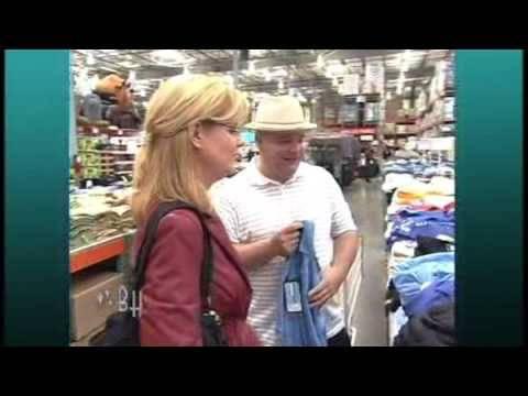 02/18/10 - Bonnie Hunt Visits Costco - THE BONNIE HUNT SHOW