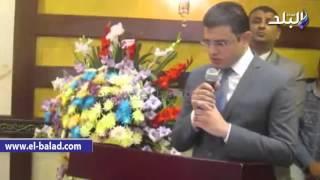 بالفيديو والصور.. محافظ بني سويف يفتتح نادي مستشاري هيئة قضايا الدولة