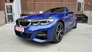Walkaround BMW Seria 3 G20 330i 2019