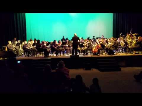 BUENA PARK HIGH SCHOOL BAND