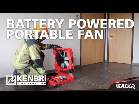 BATFAN 2.0 battery powered portable fan