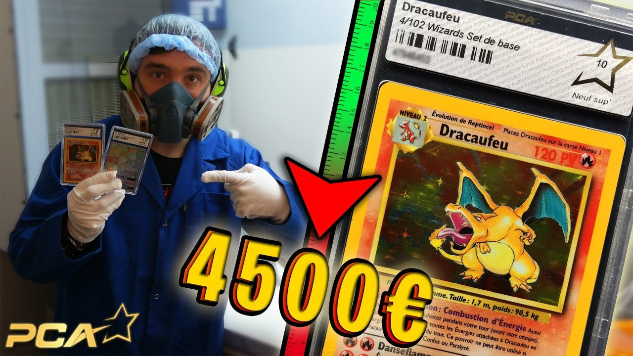 Les Cartes Pokemon Les Plus Chères Du Monde Davidlafargepokemon Vs Carte Pokemon A 4500 Euros