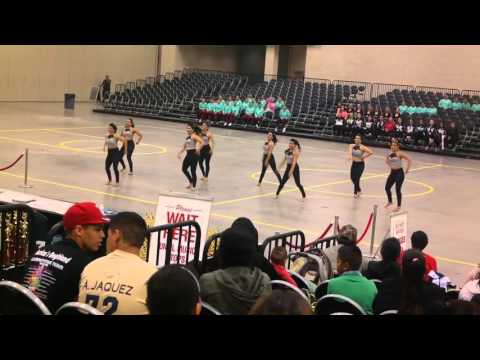 Donna High School D'ettes Officer Jazz Dance at ShowTime Co