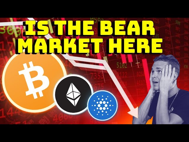 BITCOIN DROPS= Re-Distribution- Bear Market Differences