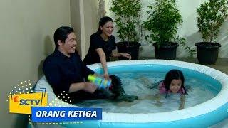 Seruu Abiss Rangga Afifah dan Kiara Bermain Air Orang Ketiga Episode 605