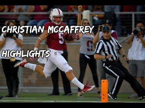 Download Christian McCaffrey    Frio    Stanford Highlights