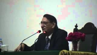 Iran Saudia situation - Prof Ahmad Rafique Akhtar (Sialkot Cantt)