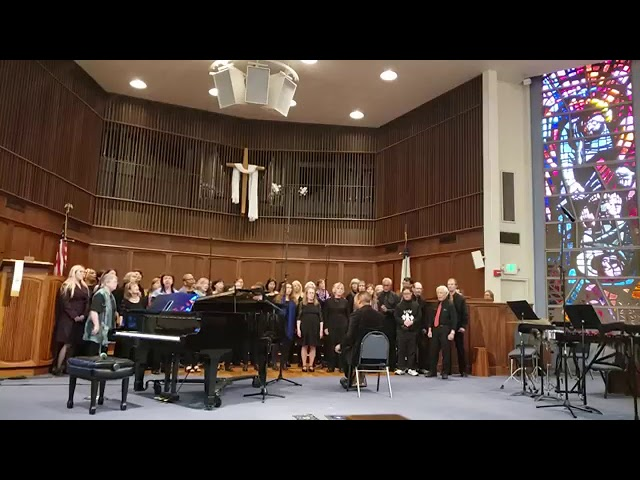 Go Down Moses | East Bay People's Choir