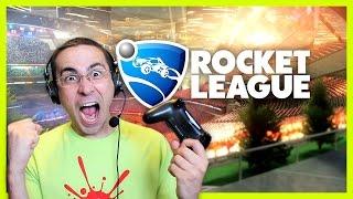 Ποδόσφαιρο με Αυτοκίνητα?! (Rocket League)