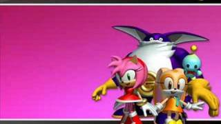 "Sonic Heroes: Team Rose Theme ""Follow Me"""