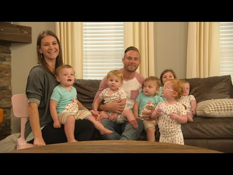 See How Blayke Busby And The Quints Celebrated Mother's Day!   OutDaughtered
