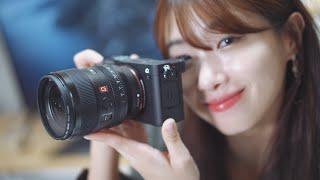 [내돈내산]소니 A7C 역대급 가벼운 풀프레임 카메라의…