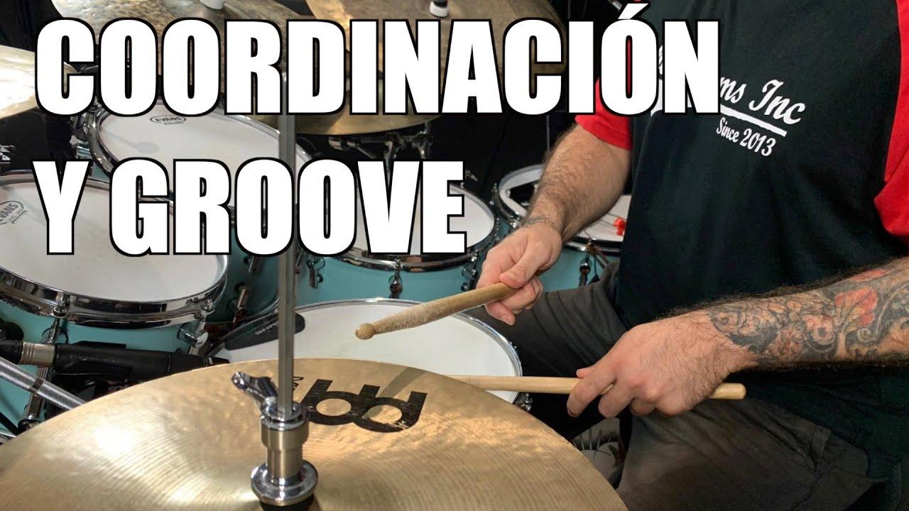 Coordinación y Groove avanzado