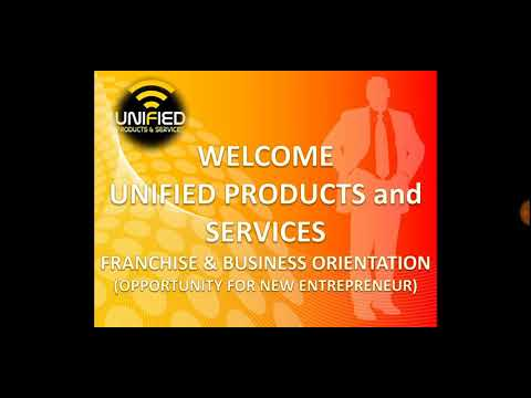 Unified Product And Services