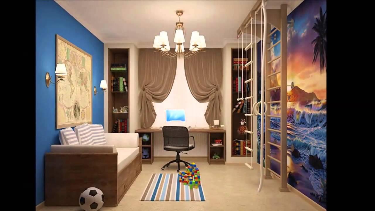 Dise o de habitaciones para ni os youtube - Diseno de habitaciones infantiles ...