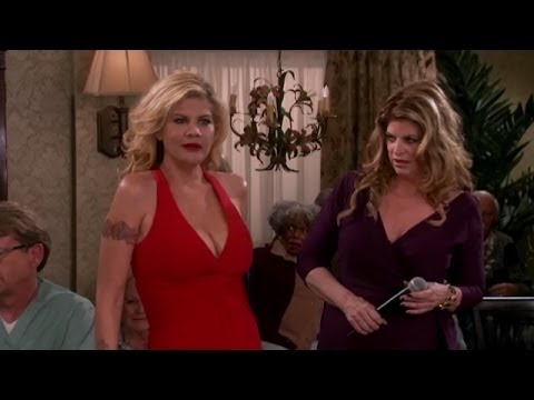 Kirstie: Kristen Johnston vs. Kirstie Alley