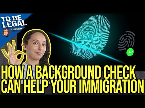 How Does A Background Check Help You In Immigration?