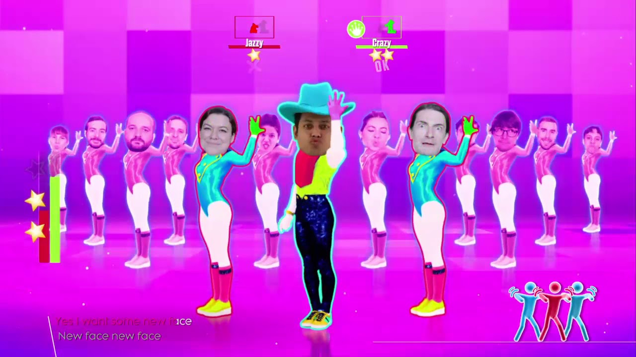 Just Dance® 2018 New Face PSY - K-POP - YouTube