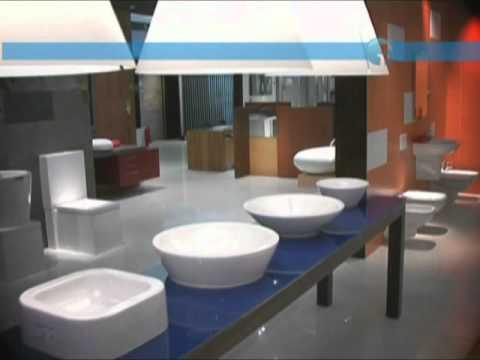 Dise o calidad decoraci n ba os de lujo gibeller informacion tv 2010 youtube - Gibeller banos ...