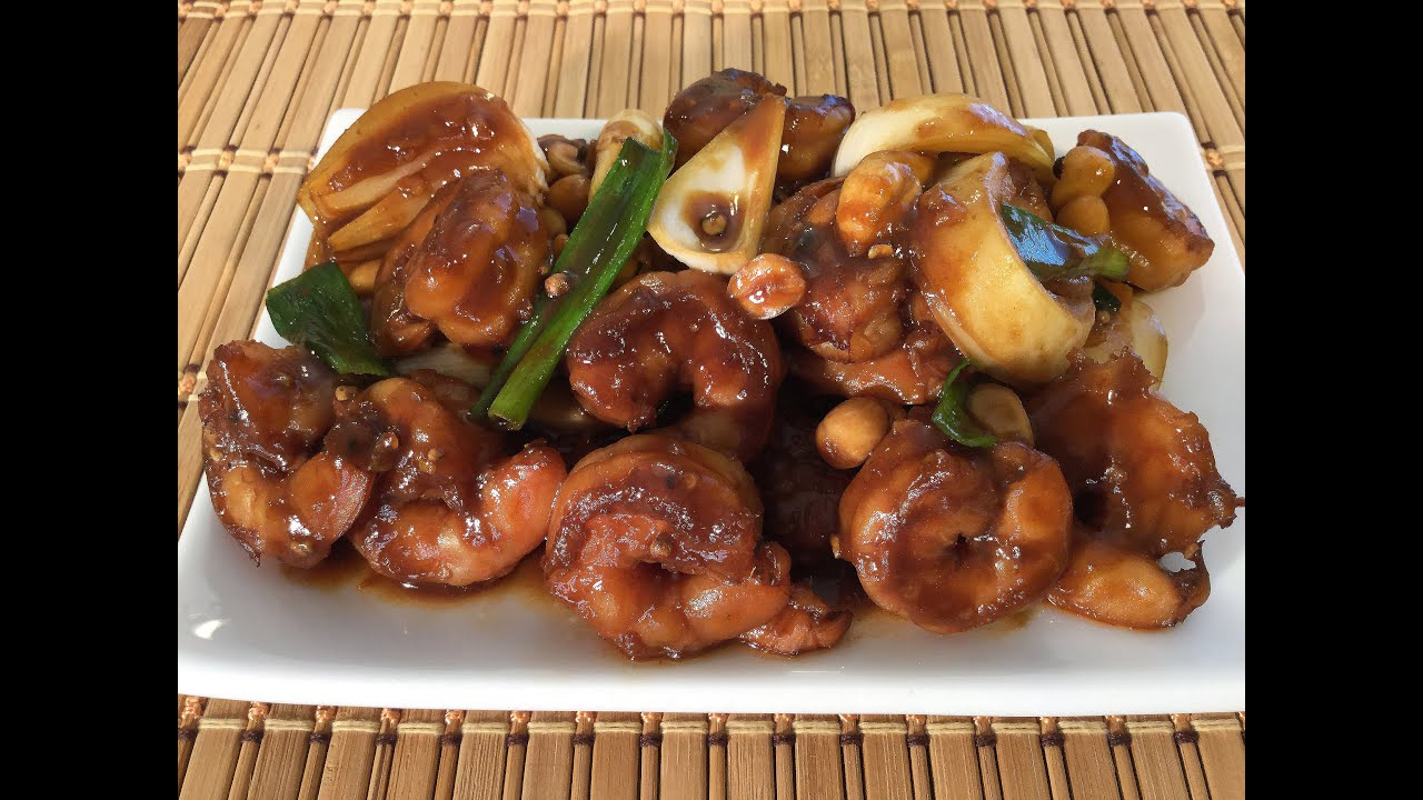 How to make kung pao shrimp chinese food recipes restaurant style how to make kung pao shrimp chinese food recipes restaurant style youtube forumfinder Image collections