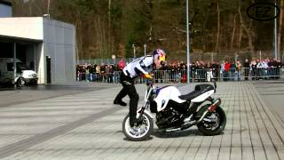 slowmotion 16 mrz 2013 chris pfeiffer stundriding bmw motorrad zentrum rhein main teil 2 v 3