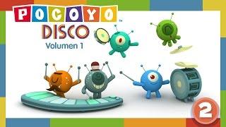 Pocoyó Disco - Canciones Marcianas  [Vol. 1, Ep. 2]
