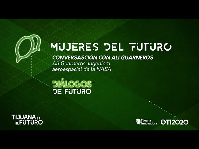 CONVERSACIÓN CON ALI GUARNEROS (NASA)