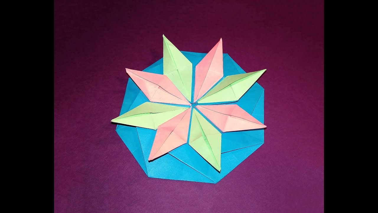 Easy origami envelope Octagonal origami tato Great ideas for
