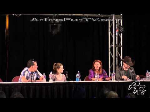Nightmare Nights Dallas 2014 - Voice Actors Panel