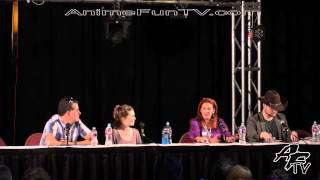 Voice Actors Panel