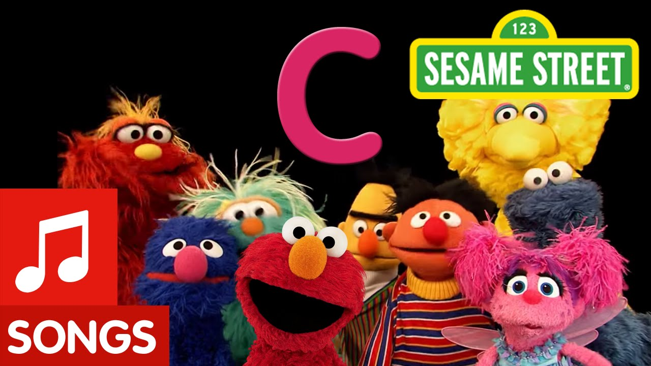 Sesame Street: Letter C (Letter of the Day)   YouTube