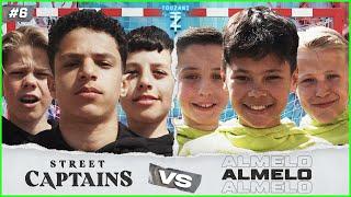 StreetCaptains vs Almelo | u13 FC Straat League #6