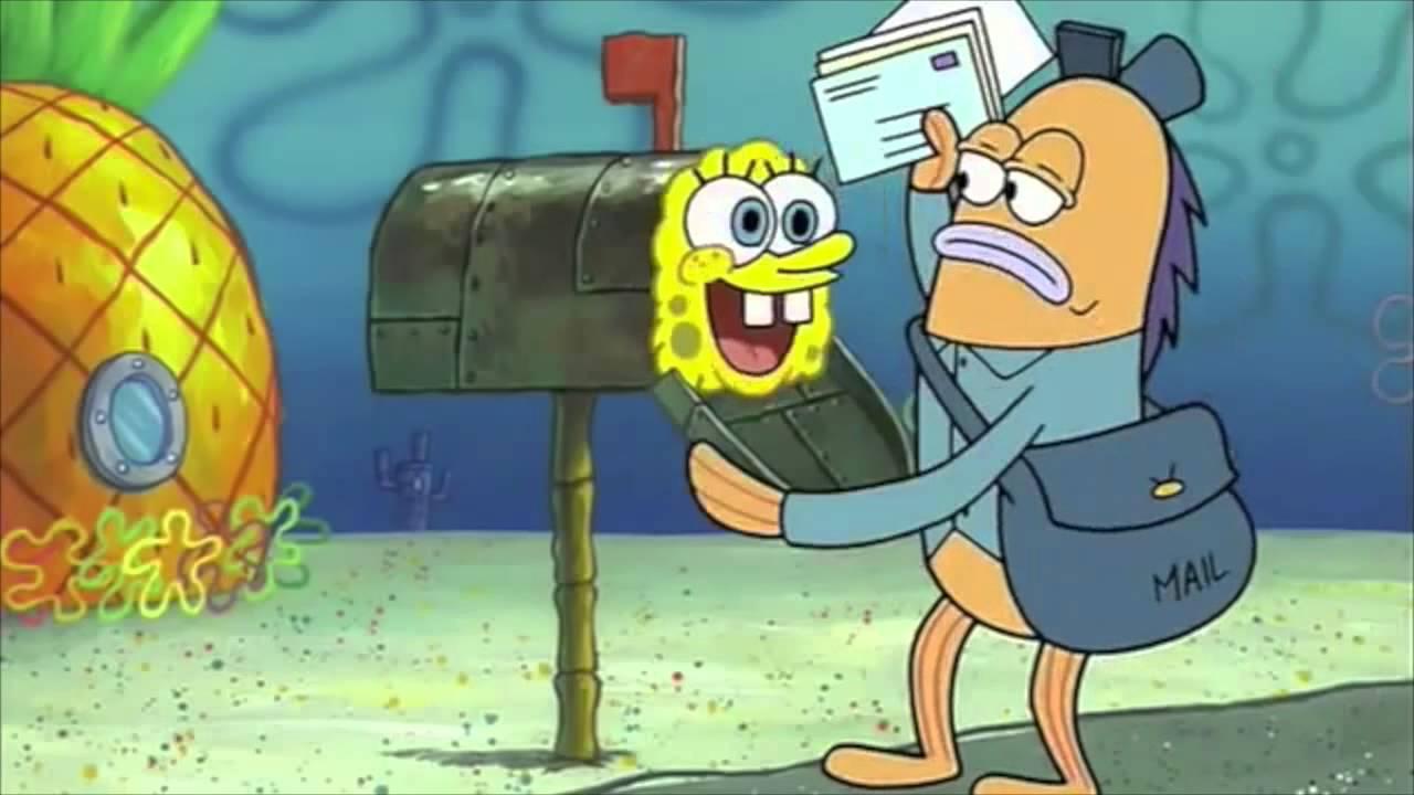Spongebob mailman jihad
