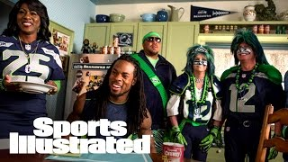 One Person Richard Sherman Won't Talk Trash to | SI NOW | Sports Illustrated